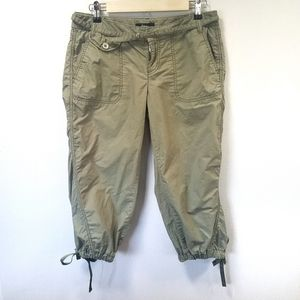 EXPRESS Cargo Pants Army Green